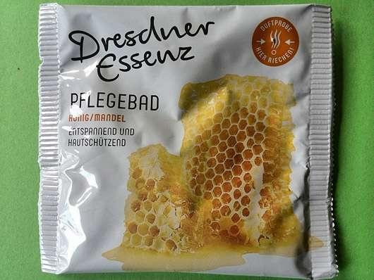 Dresdner Essenz Pflegebad Honig/Mandel