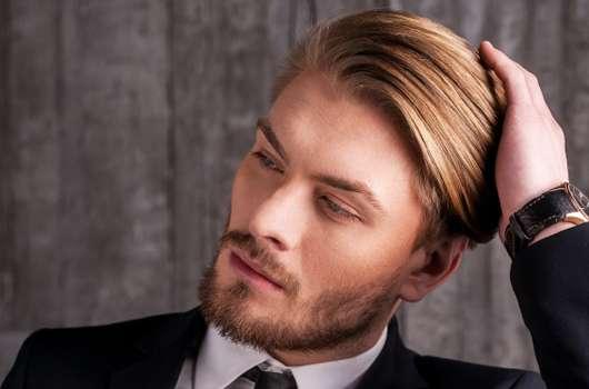 Hairstyling – wie die Jungs was auf ihrem Kopf machen