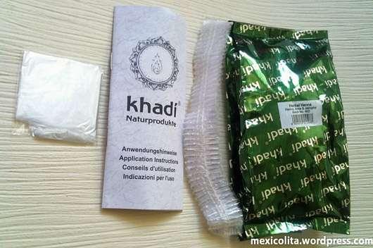 Khadi Pflanzenhaarfarbe Amla & Jatropha