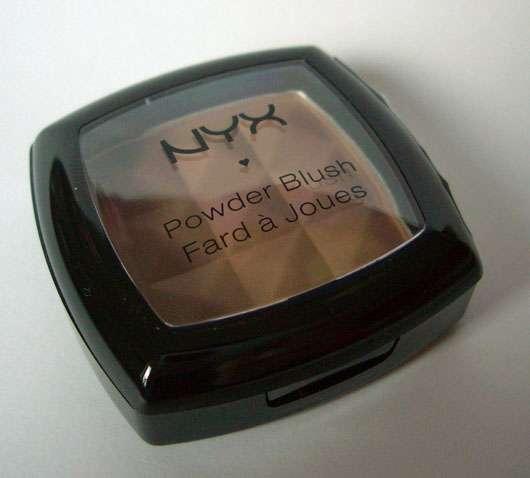 NYX Powder Blush, Farbe: PB11 Taupe