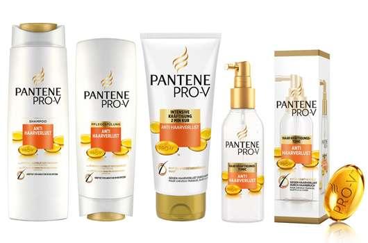 Pantene Pro-V Anti Haarverlust Pflegeserie