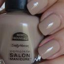 Sally Hansen Complete Salon Manicure Nagellack, Farbe: 215 Shore Enough