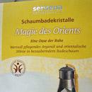 Sensena Schaumbadekristalle Magie des Orients