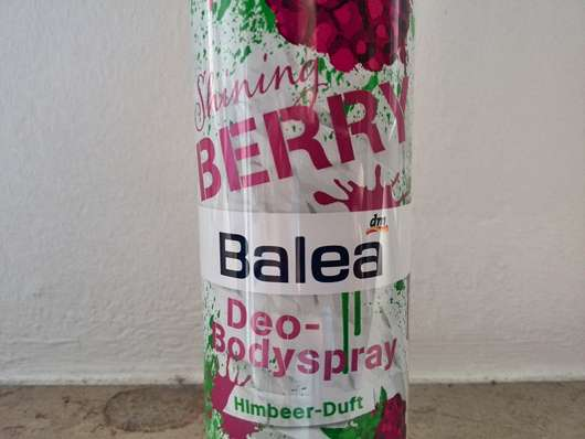 Balea Shining Berry Deo-Bodyspray (LE)