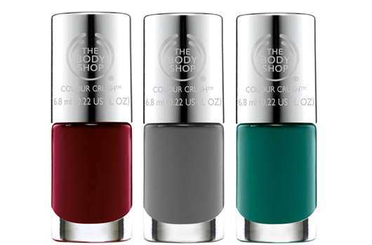 The Body Shop® Colour Crush™ Nail Collection
