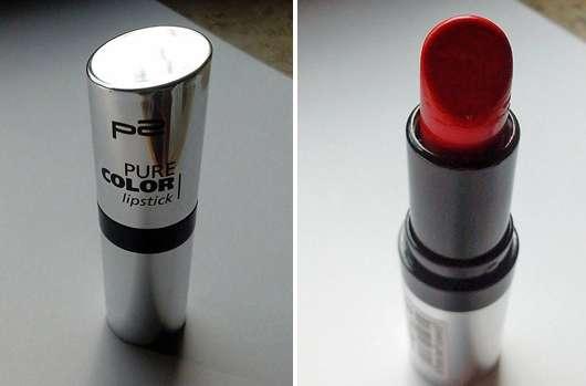p2 pure color lipstick, Farbe: 080 Via Montenapoleone