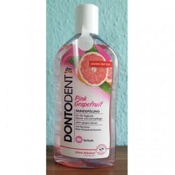 Produktbild zu DONTODENT Pink Grapefruit Mundspülung (LE)