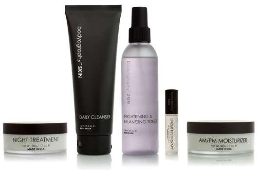 Bodyography Skin-Care Paket zu gewinnen