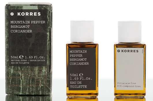 2×1 KORRES Herren Shampoo & Duft – Set zu gewinnen