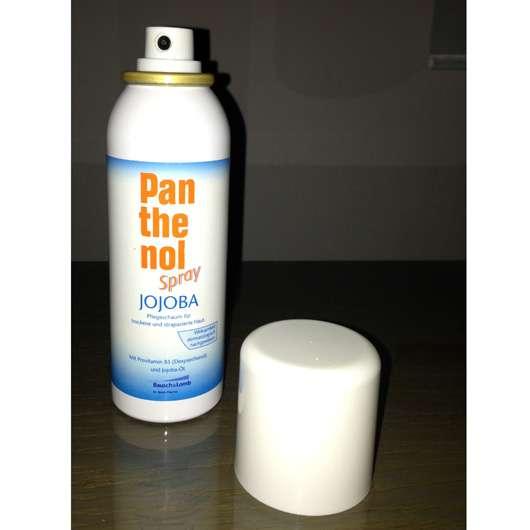 test body pflege bausch lomb panthenol spray. Black Bedroom Furniture Sets. Home Design Ideas