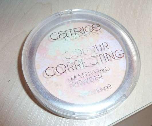 Catrice Colour Correcting Mattifying Powder, Farbe: 010 Delicate Blossom