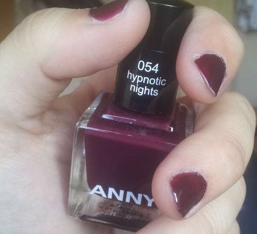 ANNY Nagellack, Farbe: 054 hypnotic nights
