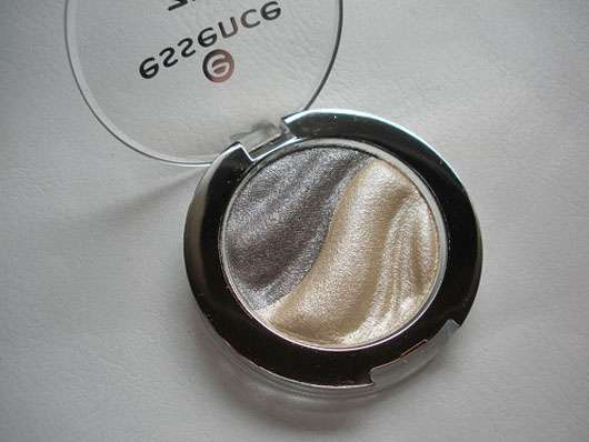 essence 3D eyeshadow, Farbe: 07 irresistible fullmoon flash
