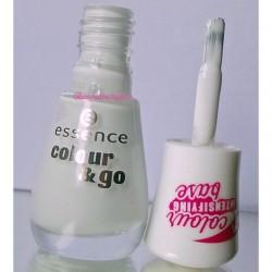 Produktbild zu essence colour & go nail polish – Farbe: 199 wild white ways
