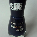 essence colour & go nail polish, Farbe: 196 i love my blue jeans