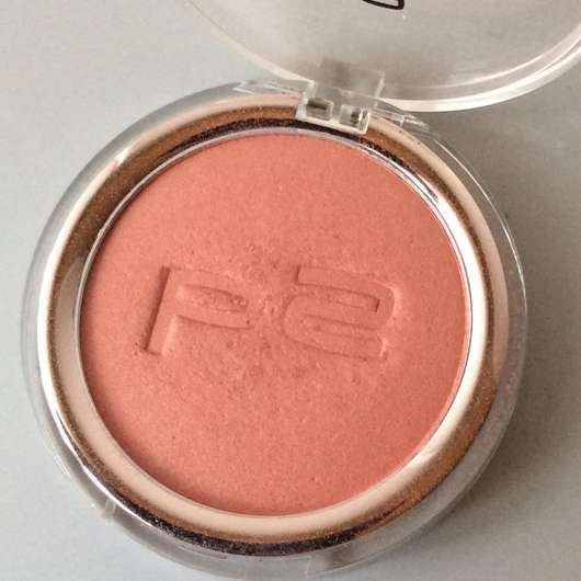 p2 glow touch compact blush, Farbe: 030 touch of peony