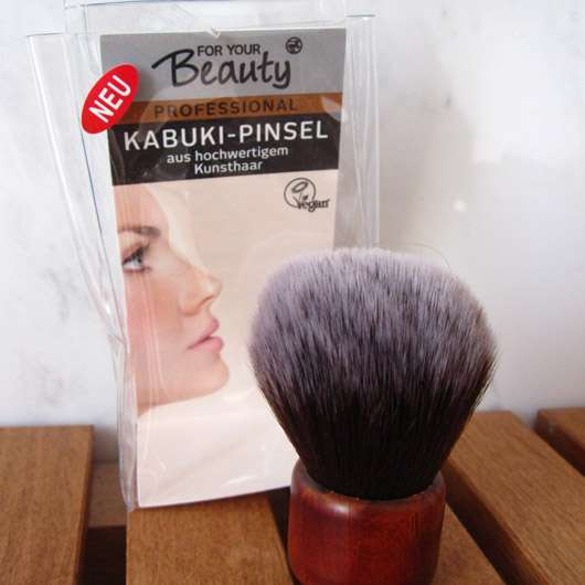 for your beauty Professional Kabuki-Pinsel