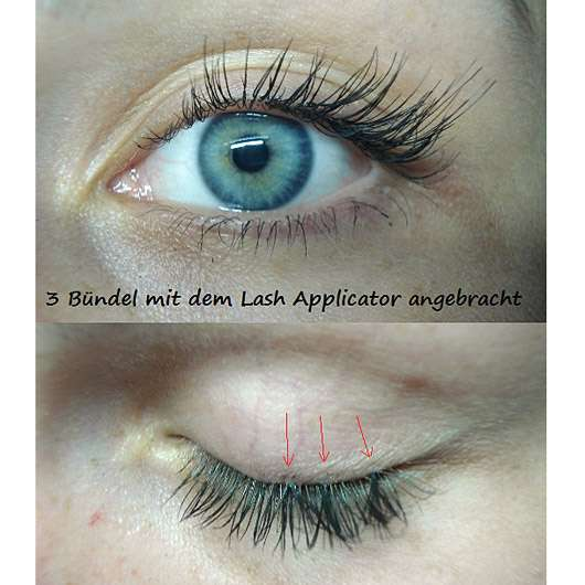 test pinzette catrice lash applicator testbericht von sunflowerfields. Black Bedroom Furniture Sets. Home Design Ideas