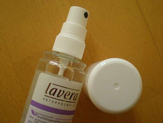test deodorant lavera lavender secrets fresh deo spray testbericht von loebel. Black Bedroom Furniture Sets. Home Design Ideas