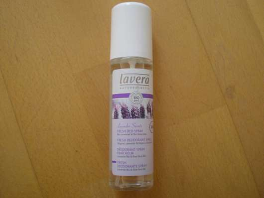 lavera Lavender Secrets Fresh Deo Spray