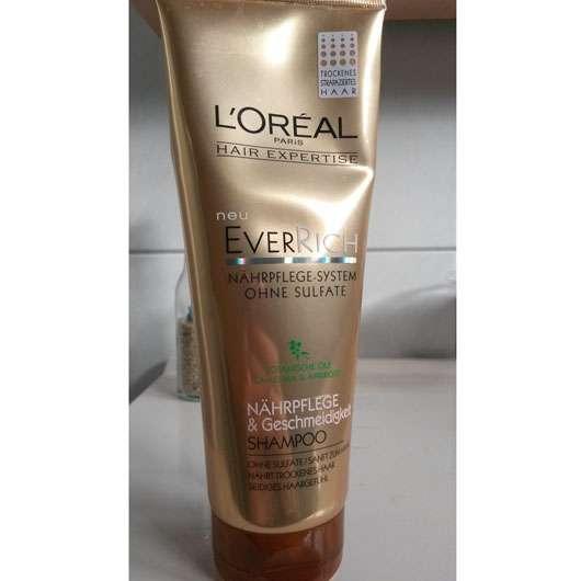L'Oreal Paris EverRich Nährpflege & Geschmeidigkeit Shampoo
