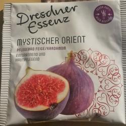 Produktbild zu Dresdner Essenz Mystischer Orient Pflegebad Feige/Kardamom