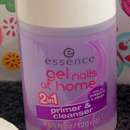 essence gel nails at home 2in1 primer & cleanser