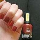 Sally Hansen Complete Salon Manicure Nagellack, Farbe: 705 Rupee Red (LE)