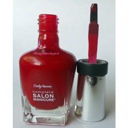 Produktbild zu Sally Hansen Complete Salon Manicure Nagellack – Farbe: 580 Red My Lips!