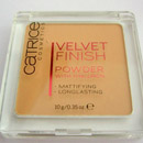 Catrice Velvet Finish Powder With Hyaluron, Farbe: 020 Natural Velvet