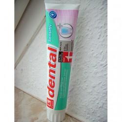 Produktbild zu K Classic Dental Sensitiv Zahncreme