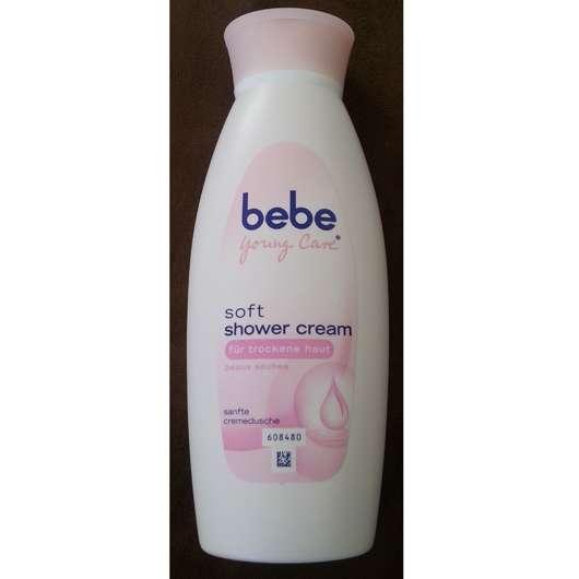 bebe Young Care soft shower cream (für trockene Haut)