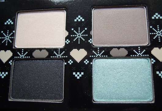 The Body Shop Frosted Pastels Eye Palette (LE)