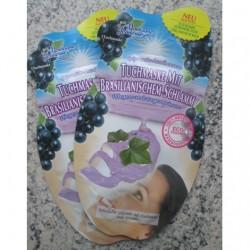 Produktbild zu Montagne Jeunesse Creme-Tuch-Maske mit brasilianischem Schlamm