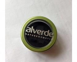Produktbild zu alverde Naturkosmetik Creme Eyeliner – Farbe: 10 Graphit Grey
