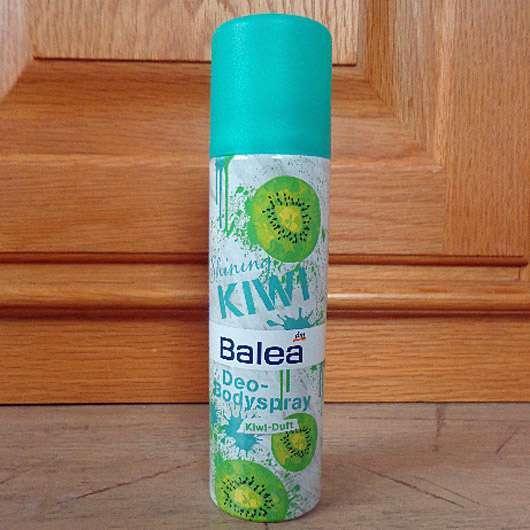 test deodorant balea shining kiwi deo bodyspray le testbericht von kumilynn. Black Bedroom Furniture Sets. Home Design Ideas