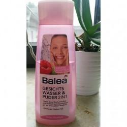 Produktbild zu Balea Gesichtswasser & Puder 2in1
