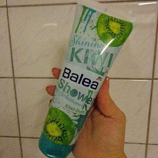 Balea Shining Kiwi Shower-Gel (LE)