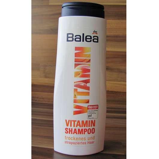 Balea Vitamin Shampoo (trockenes & strapaziertes Haar)