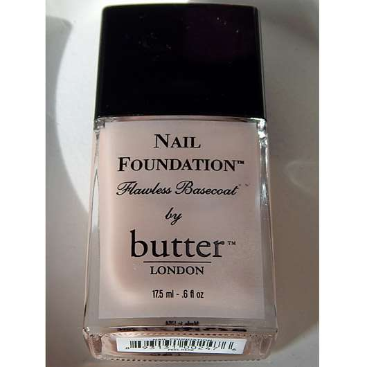 <strong>butter LONDON</strong> Nail Foundation Flawless Basecoat