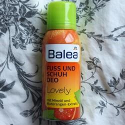 Produktbild zu Balea Fuß- & Schuhdeo Lovely