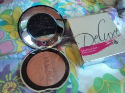 Produktbild zu LR Deluxe Glamorous Blush – Farbe: Gold Fever