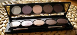 Produktbild zu IsaDora Eye Shadow Palette – Farbe: 64 Magic Mauves (LE)