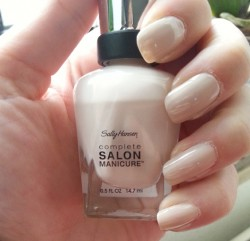 Produktbild zu Sally Hansen Complete Salon Manicure Nagellack – Farbe: 700 Himalaya (LE)