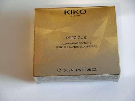 KIKO Precious Illuminating Bronzer (LE)