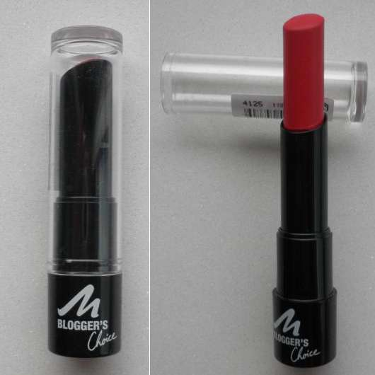 Manhattan Blogger's Choice Lipstick, Farbe: 1 Fire Escape (LE)