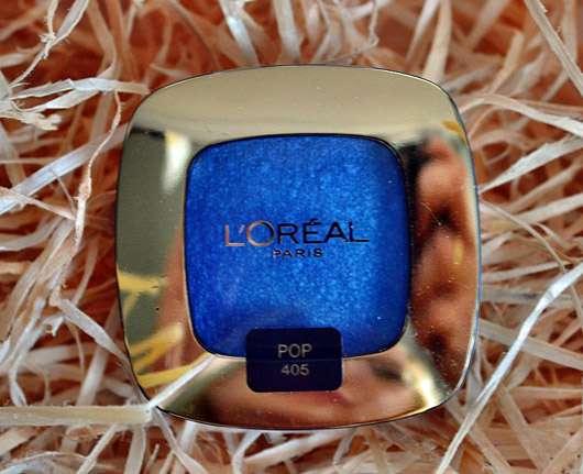L'Oréal Paris Color Riche L'Ombre Pure, Farbe: 405 The Big Blue