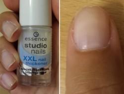 Produktbild zu essence studio nails XXL nail thickener