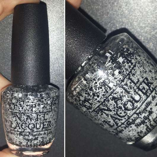 OPI Nail Lacquer, Farbe: I'll Tinsel You In (LE)
