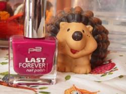 Produktbild zu p2 cosmetics last forever nail polish – Farbe: 250 warm me up